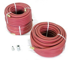 Air line kits with Couplers
