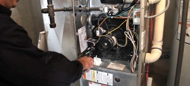 How to clean re-heat coils located within high efficiency furnaces. Why is it important?