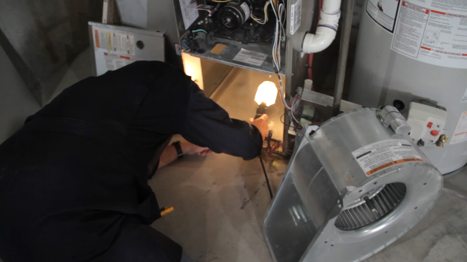 #A57226 How To Clean Re Heat Coils Located Within High Efficiency  Recommended 4217 How To Clean The Furnace pics with 1484x835 px on helpvideos.info - Air Conditioners, Air Coolers and more