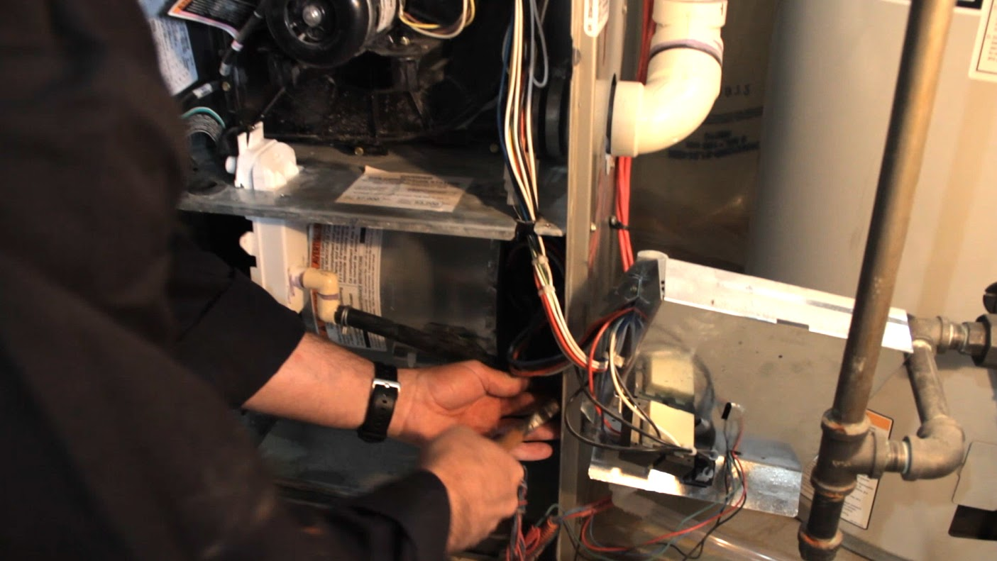 How To Clean Re Heat Coils Located Within High Efficiency Furnaces Miller Electric Furnace Wiring Diagram Take Your Time And Make Sure Reference Of Everything Goes Back Into Place By Either Writing Down A Schematic Or Taking Pictures