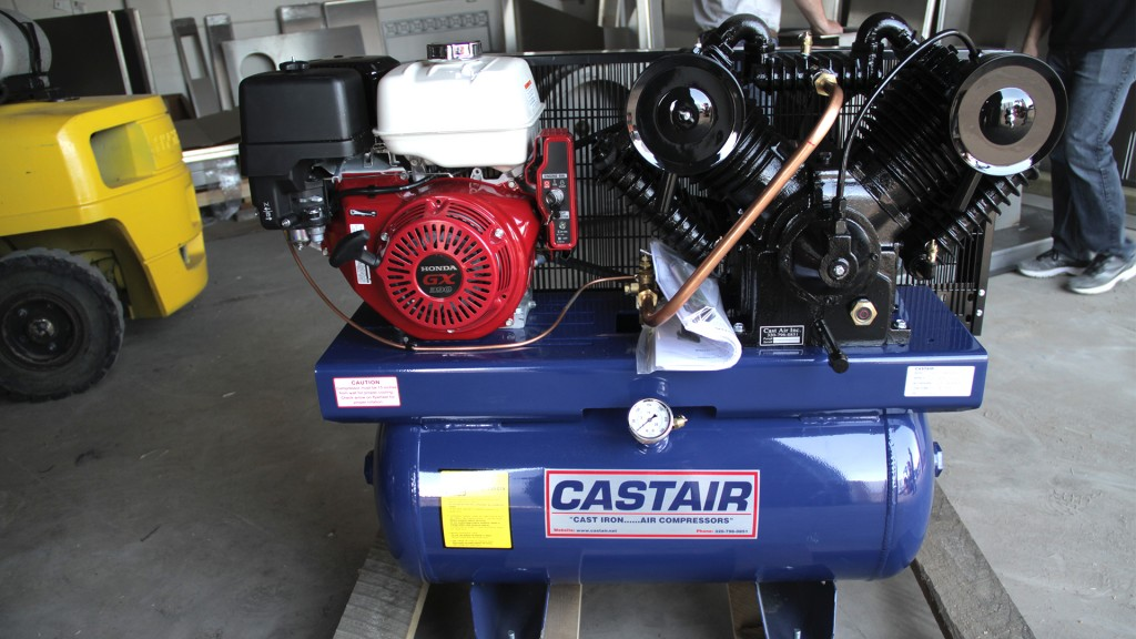 CASTAIR 30 CFM Unit