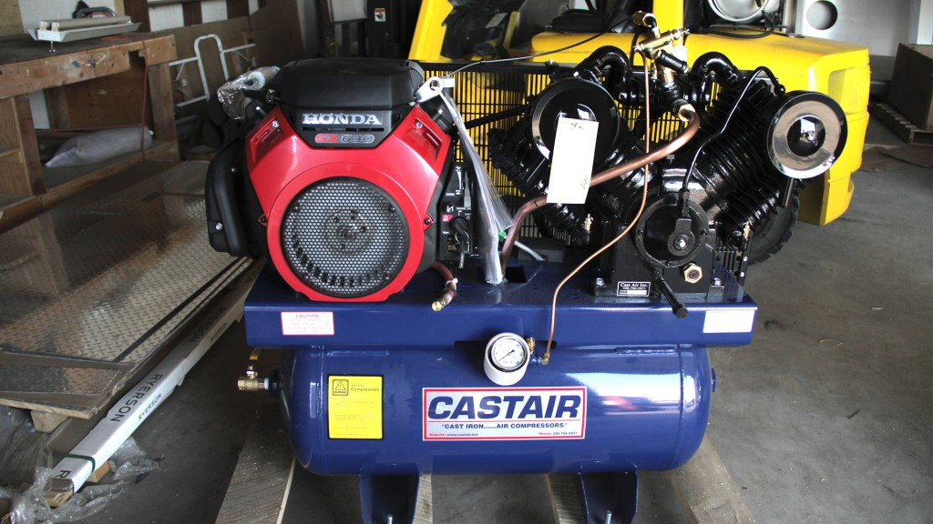 CASTAIR 43 CFM Unit