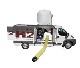 H2 Duct Truck