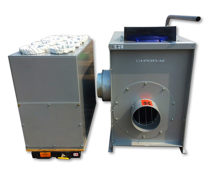 Duct Truck: Cleaning Equipment For Serious Duct Cleaners