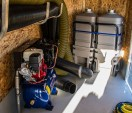 Setup-Inside-Trailer—Portable-Hybrids-and-Compressor
