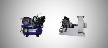 H1 and H2 Separated Compressor